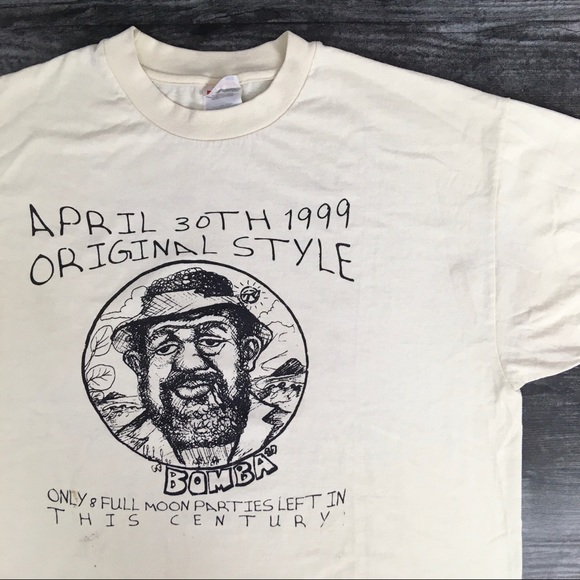 Vintage Other - 1999 Original Style Full Moon T-shirt
